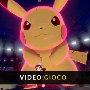 Pokemon Shield Nintendo Switch video di gioco