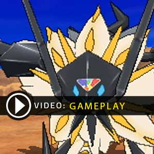Pokemon Ultra Moon Gameplay Video