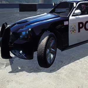 Veicolo della polizia degli Stati Uniti