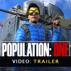 Population One Video Trailer