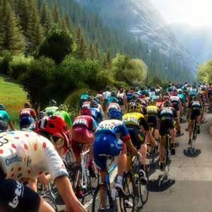 Pro Cyclist modalità