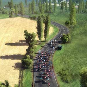 Pro Cycling Manager 2020 Percorso