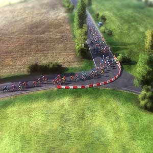 Pro Cycling Manager 2020 Blocco stradale