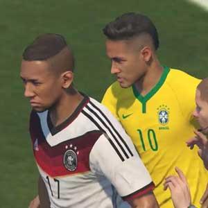 Pro Evolution Soccer 2016 - Giocatori