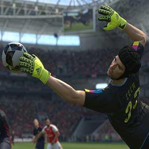 Pro Evolution Soccer 2017 Portieri