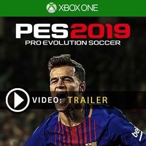 Acquistare Pro Evolution Soccer 2019 Xbox One Gioco Confrontare Prezzi