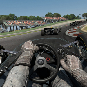 Project Cars Visuale in prima persona