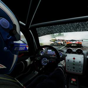Project Cars Pilota di auto da corsa