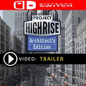 Acquistare Project Highrise Architects Edition Nintendo Switch Confrontare i prezzi