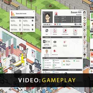 Project Hospital Video di gioco
