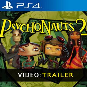 Psychonauts 2 Video del rimorchio