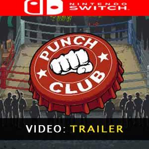 Punch Club Video Nintendo Switch Trailer