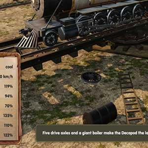 Railway Empire Albero Della Tecnologia