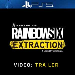 Rainbow Six Extraction PS5 Video Trailer