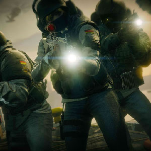 Rainbow Six Siege Assalto