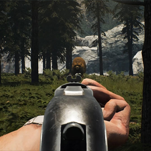 Ranch Simulator - Caccia