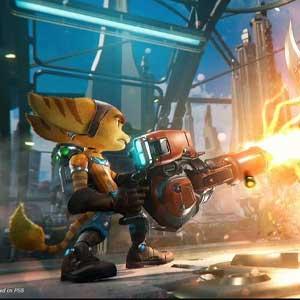 Ratchet & Clank Rift Apart PS5 L'esecutore