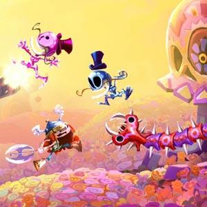 Rayman Legends - Fiori