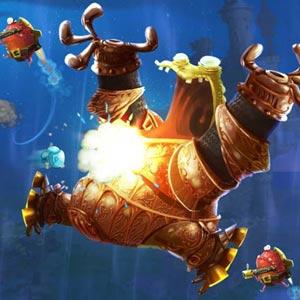 Rayman Legends - Subacqueo