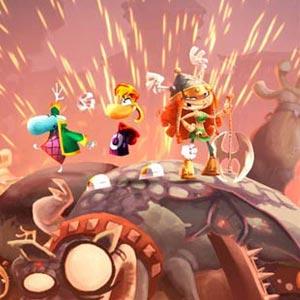 Rayman Legends - Vittoria