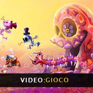 Rayman Legends Video del gioco