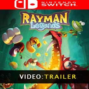 Rayman Legends Nintendo Video Trailer
