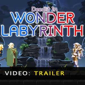 Record of Lodoss War Deedlit in Wonder Labyrinth Trailer Video