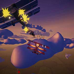 Red Wings Aces of the Sky Aereo da guerra