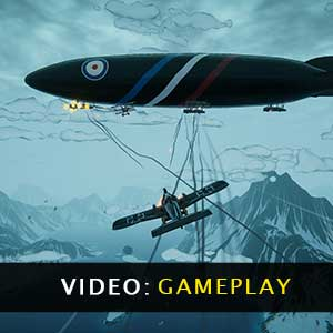 Red Wings Aces of the Sky Video di gioco