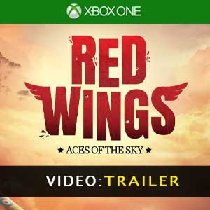Red Wings Aces of the Sky Video del rimorchio