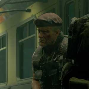 Resident Evil 3 Metropolitana