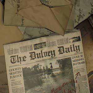 Resident Evil 7 Biohazard Dulvey Giornale