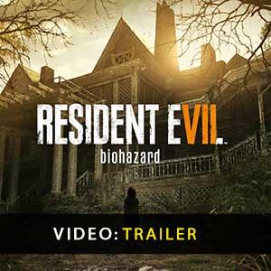 Resident Evil 7 Biohazard Video Trailer