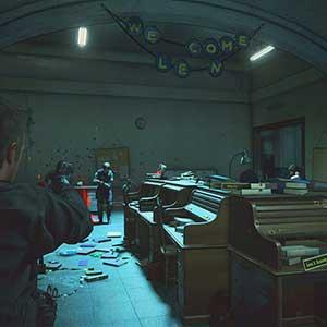 Resident Evil Re:Verse - Benvenuto