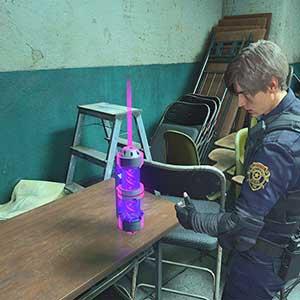 Resident Evil Re:Verse - Siero