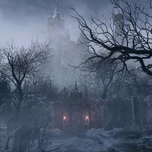 Resident Evil Village Castello