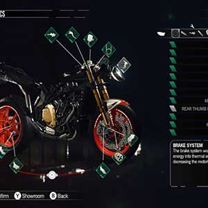 Rims Racing Japanese Manufacturers Deluxe Sistema Frenante