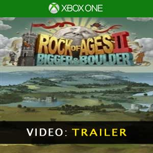 Rock of Ages 2 Bigger & Boulder Xbox One Video Trailer