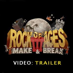 Acquistare Rock of Ages 3 Make and Break CD Key Confrontare Prezzi