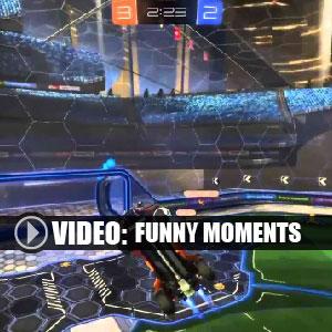 Rocket League Funny Moments