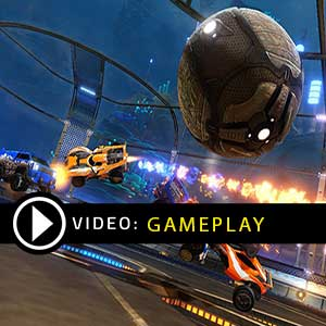 Rocket League Nintendo Switch Gameplay Video