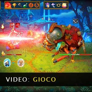 Roguebook Video Di Gioco