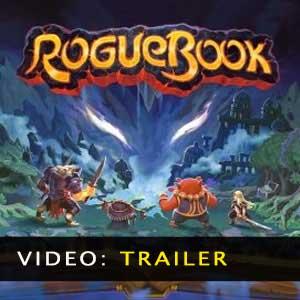 Roguebook Video Trailer