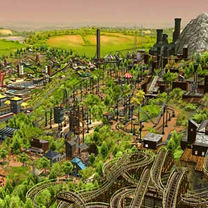 RollerCoaster Tycoon 3 Complete Edition Parco a tema