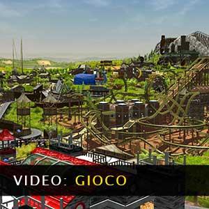 RollerCoaster Tycoon 3 Complete Edition Video di gioco
