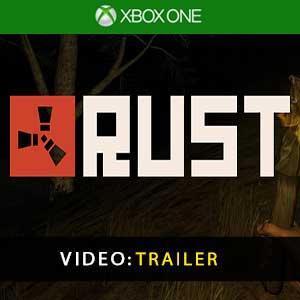 Video trailer Rust Xbox One