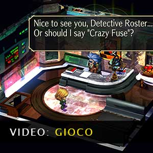 SaGa Frontier Remastered Video di gioco