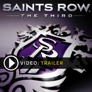 Acquista CD Key Saints Row The Third Confronta Prezzi