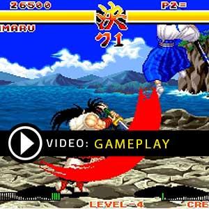 Samurai Shodown PS4 Gameplay Video