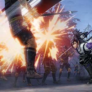Samurai Warriors 5 Mitsuhide Akechi